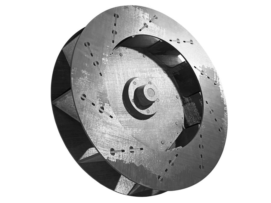 Gas-flow control systems_CFC fan wheels