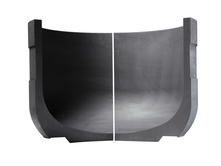 Graphite crucibles_Sectional view 2