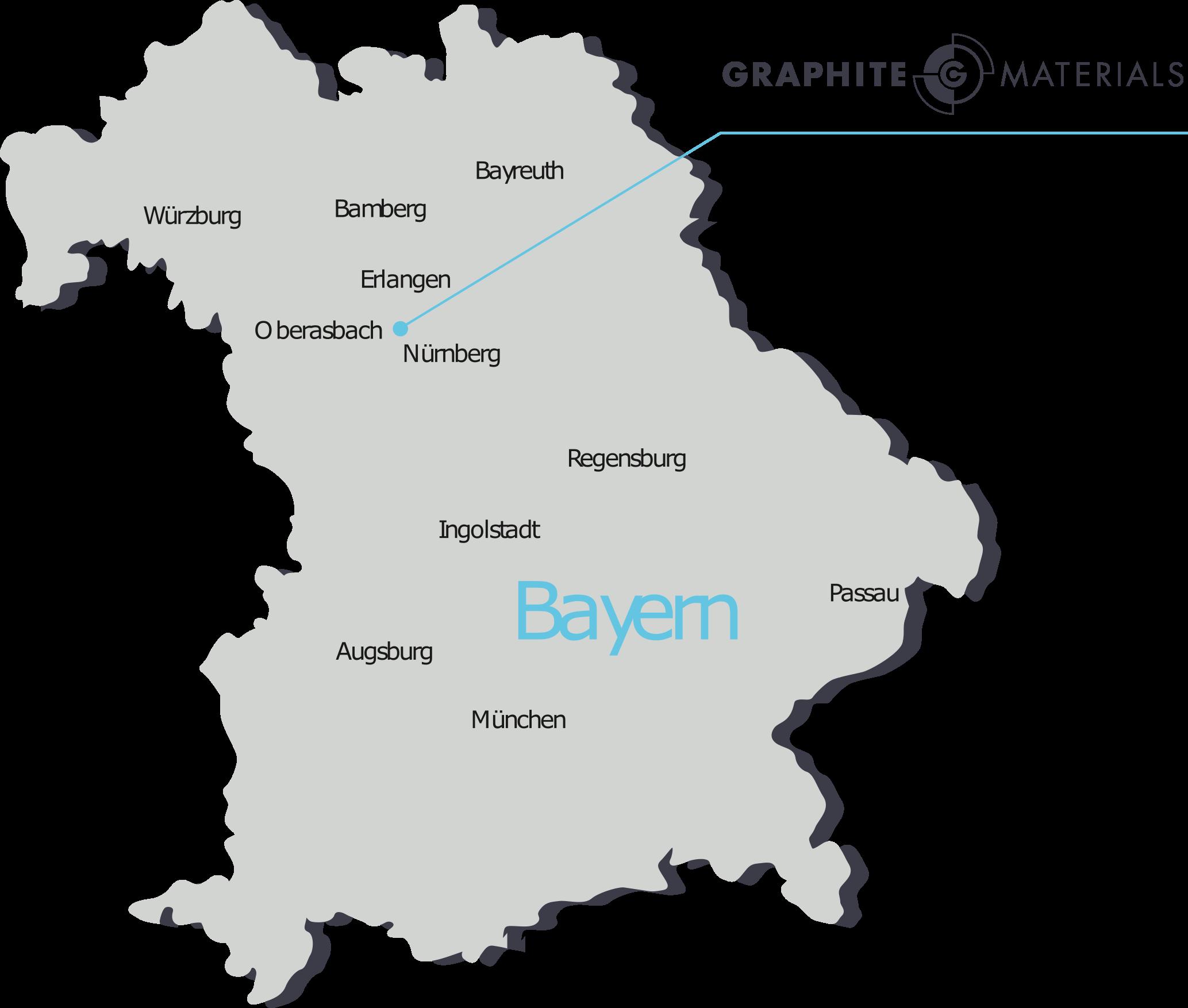 Landkarte Bayern_4